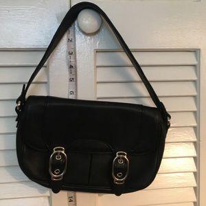 Cole Haan Small Black Shoulder Bag